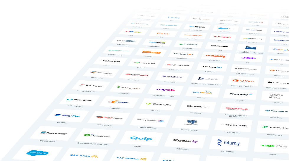 Browse Our Integration Marketplace