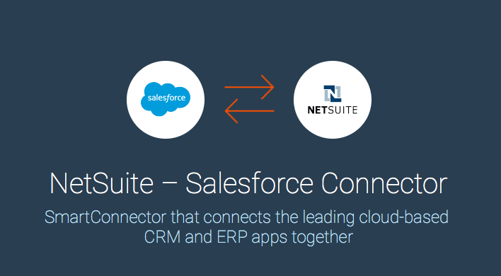 Netsuite salesforce connector integration