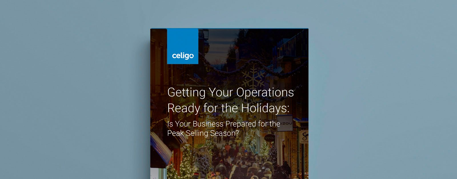 Getting Your Operations Ready for the Holidays