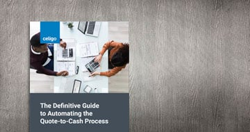 The Definitive Guide to Automating the Quote-to-Cash Process